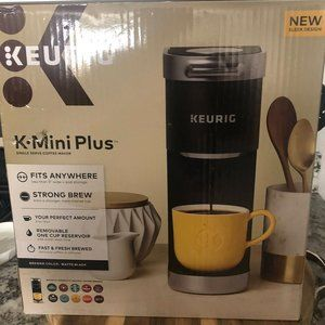 Keurig K-Mini Plus Single Serve Coffee Maker